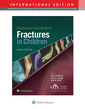 Couverture de l'ouvrage Rockwood and Wilkins Fractures in Children