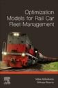 Couverture de l'ouvrage Optimization Models for Rail Car Fleet Management