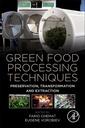 Couverture de l'ouvrage Green Food Processing Techniques