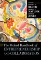Couverture de l'ouvrage The Oxford Handbook of Entrepreneurship and Collaboration