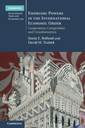 Couverture de l'ouvrage Emerging Powers in the International Economic Order