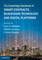 Couverture de l'ouvrage The Cambridge Handbook of Smart Contracts, Blockchain Technology and Digital Platforms