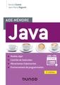 Couverture de l'ouvrage Aide-memoire - java - 5e ed.