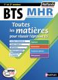 Couverture de l'ouvrage Management en hotellerie restauration - bts 1 et 2 (toutes les matieres reflexe n 19) - 2019