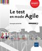 Couverture de l'ouvrage Le test en mode Agile