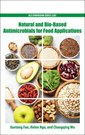 Couverture de l'ouvrage Natural and Bio-Based Antimicrobials for Food Applications