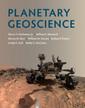 Couverture de l'ouvrage Planetary Geoscience