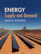Couverture de l'ouvrage Energy: Supply and Demand