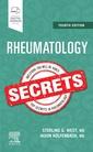 Couverture de l'ouvrage Rheumatology Secrets