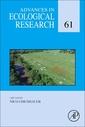 Couverture de l'ouvrage Advances in Ecological Research
