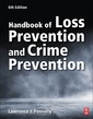 Couverture de l'ouvrage Handbook of Loss Prevention and Crime Prevention