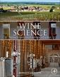 Couverture de l'ouvrage Wine Science