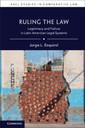 Couverture de l'ouvrage Ruling the Law