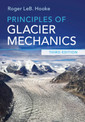 Couverture de l'ouvrage Principles of Glacier Mechanics