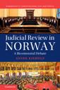 Couverture de l'ouvrage Judicial Review in Norway