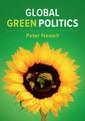 Couverture de l'ouvrage Global Green Politics