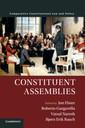 Couverture de l'ouvrage Constituent Assemblies