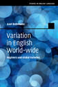 Couverture de l'ouvrage Variation in English World-wide