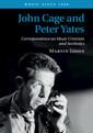 Couverture de l'ouvrage John Cage and Peter Yates