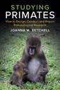 Couverture de l'ouvrage Studying Primates