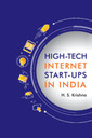 Couverture de l'ouvrage High-tech Internet Start-ups in India