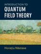 Couverture de l'ouvrage Introduction to Quantum Field Theory