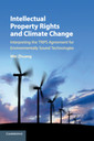 Couverture de l'ouvrage Intellectual Property Rights and Climate Change