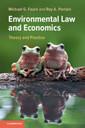 Couverture de l'ouvrage Environmental Law and Economics