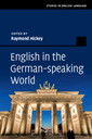 Couverture de l'ouvrage English in the German-speaking World