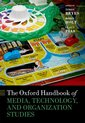 Couverture de l'ouvrage The Oxford Handbook of Media, Technology, and Organization Studies