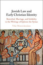 Couverture de l'ouvrage Jewish Law and Early Christian Identity