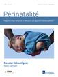 Couverture de l'ouvrage Périnatalité Vol. 11 N°1 - Mars 2019