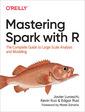 Couverture de l'ouvrage Mastering Spark with R