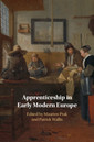 Couverture de l'ouvrage Apprenticeship in Early Modern Europe