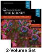Couverture de l'ouvrage Brenner and Rector's The Kidney, 2-Volume Set