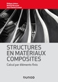 Couverture de l'ouvrage Structures en matériaux composites