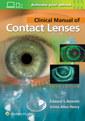 Couverture de l'ouvrage Clinical Manual of Contact Lenses