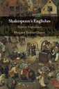 Couverture de l'ouvrage Shakespeare's Englishes
