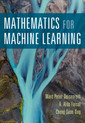 Couverture de l'ouvrage Mathematics for Machine Learning