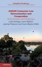 Couverture de l'ouvrage ASEAN Consumer Law Harmonisation and Cooperation