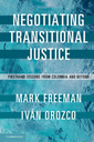 Couverture de l'ouvrage Negotiating Transitional Justice