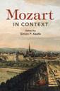 Couverture de l'ouvrage Mozart in Context