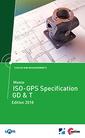 Couverture de l'ouvrage Memo ISO - ISO Spécification GD & T (Réf 4C17, Édition 2018)