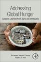 Couverture de l'ouvrage Addressing Global Hunger