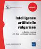 Couverture de l'ouvrage Intelligence artificielle vulgarisée