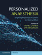 Couverture de l'ouvrage Personalized Anaesthesia