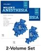 Couverture de l'ouvrage Miller's Anesthesia, 2-Volume Set