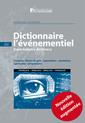 Couverture de l'ouvrage Dictionnaire bilingue de l'evenementiel 2e edition 2019