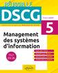Couverture de l'ouvrage Management des systemes d'information. ue5