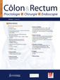 Couverture de l'ouvrage Côlon & Rectum. Volume 13 N° 3 - août 2019